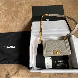 Chanel crossbody bag 100% authentic